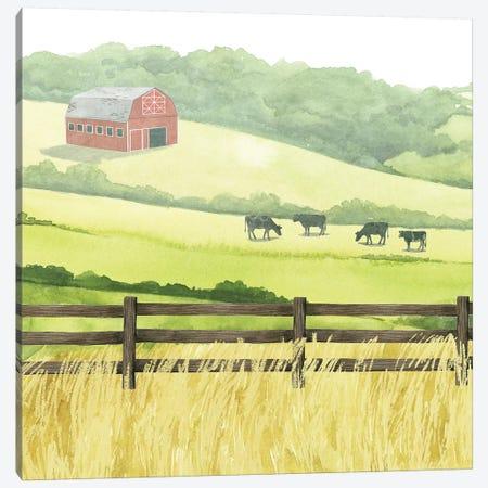 Sunlit Graze I Canvas Print #POP1083} by Grace Popp Canvas Art Print
