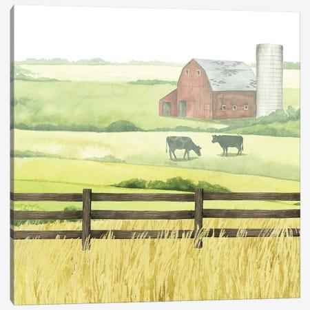 Sunlit Graze II Canvas Print #POP1084} by Grace Popp Canvas Art