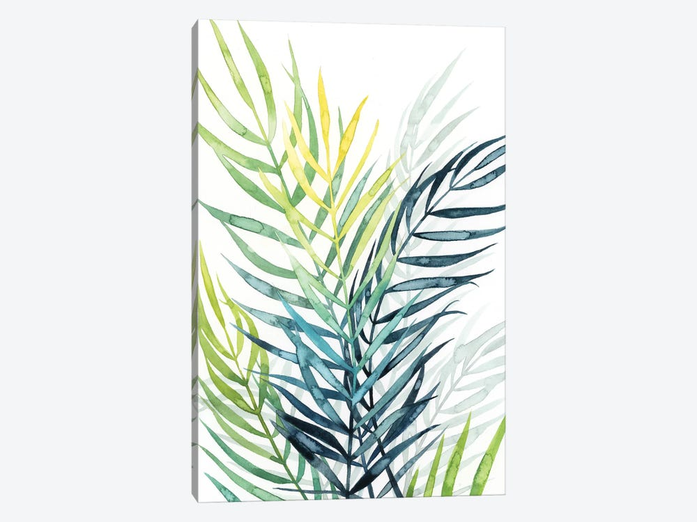 Sunset Palm Composition II by Grace Popp 1-piece Canvas Art Print