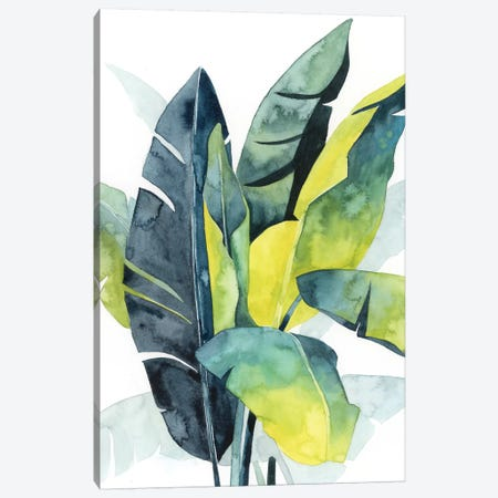 Sunset Palm Composition III 3-Piece Canvas #POP1089} by Grace Popp Canvas Art Print