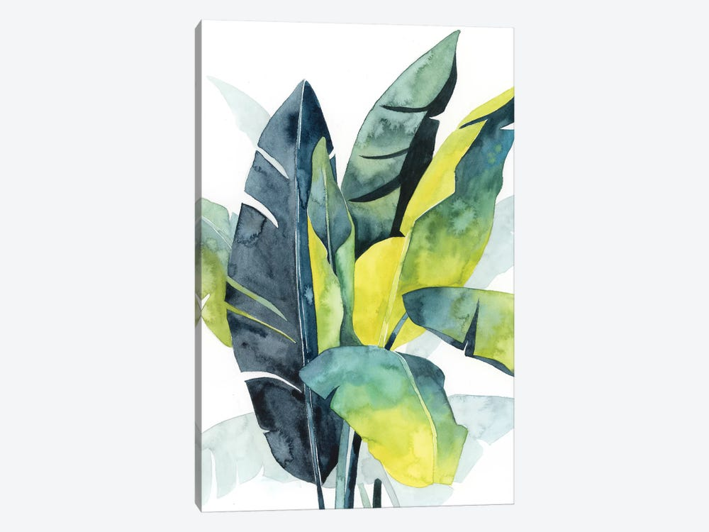 Sunset Palm Composition III by Grace Popp 1-piece Canvas Artwork