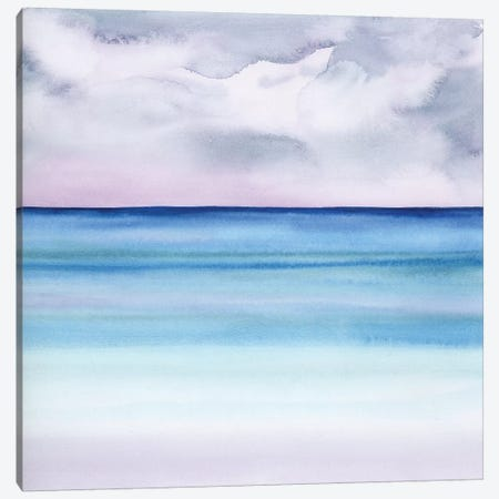 Twilight Sands I Canvas Print #POP1093} by Grace Popp Canvas Wall Art