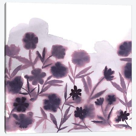 Ultra Violets I Canvas Print #POP1095} by Grace Popp Canvas Art Print