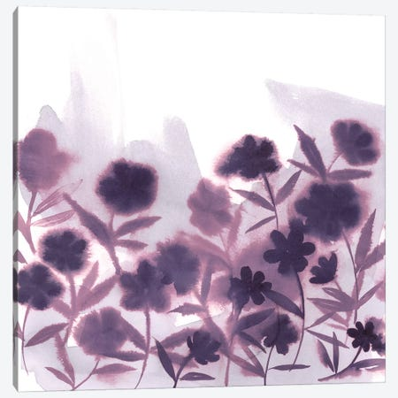 Ultra Violets II Canvas Print #POP1096} by Grace Popp Canvas Art Print