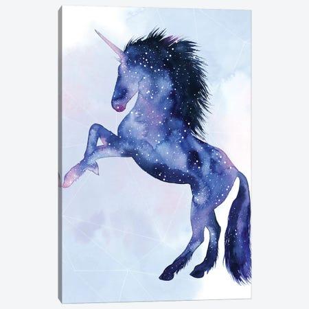 Unicorn Universe IV Canvas Print #POP1100} by Grace Popp Canvas Artwork