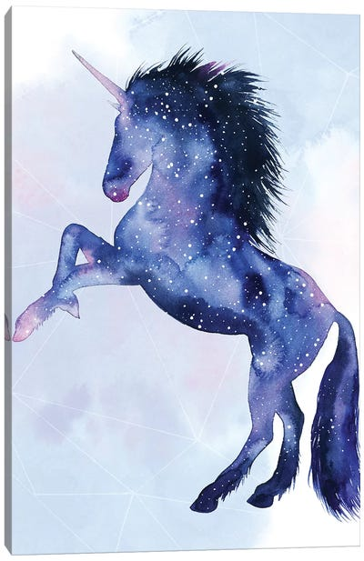 Unicorn Universe IV Canvas Art Print