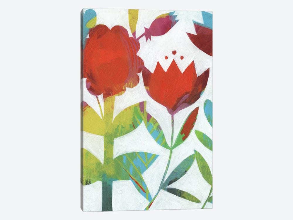 Vibrancy II by Grace Popp 1-piece Canvas Wall Art