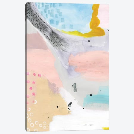 Blurred Daybreak II Canvas Print #POP1124} by Grace Popp Art Print