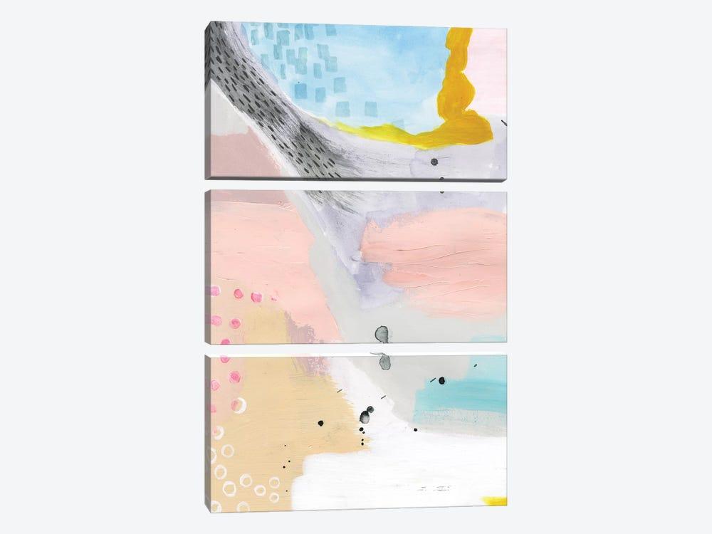 Blurred Daybreak II by Grace Popp 3-piece Canvas Art