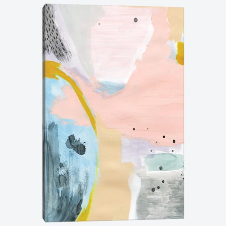 Blurred Daybreak III Canvas Print #POP1125} by Grace Popp Canvas Print