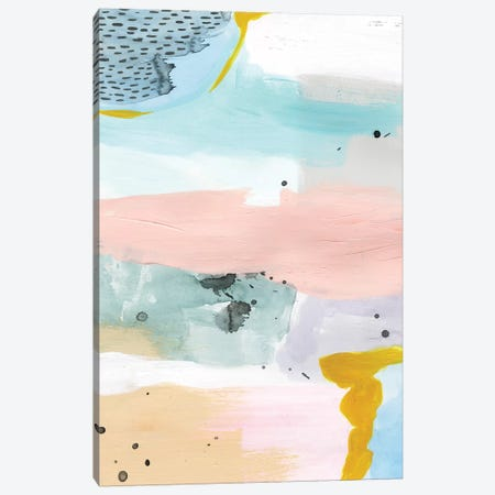 Blurred Daybreak IV Canvas Print #POP1126} by Grace Popp Canvas Print