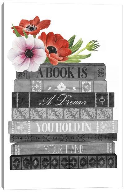 Book Dream I Canvas Art Print