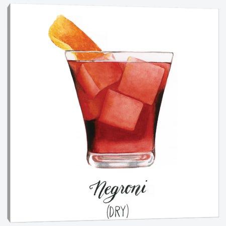 Classic Happy Hour IV Canvas Print #POP1136} by Grace Popp Canvas Art