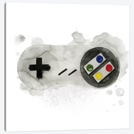 Gamer II Canvas Print #POP1153} by Grace Popp Art Print