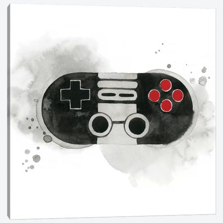 Gamer IV Canvas Print #POP1155} by Grace Popp Canvas Art