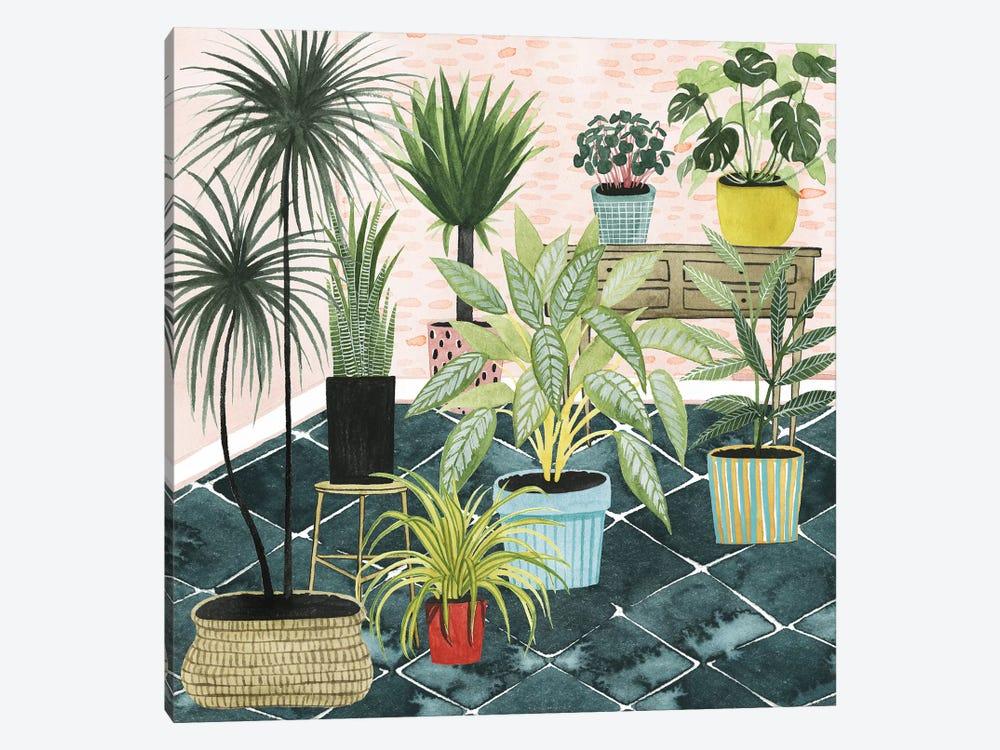 Modern Jungle II by Grace Popp 1-piece Canvas Artwork
