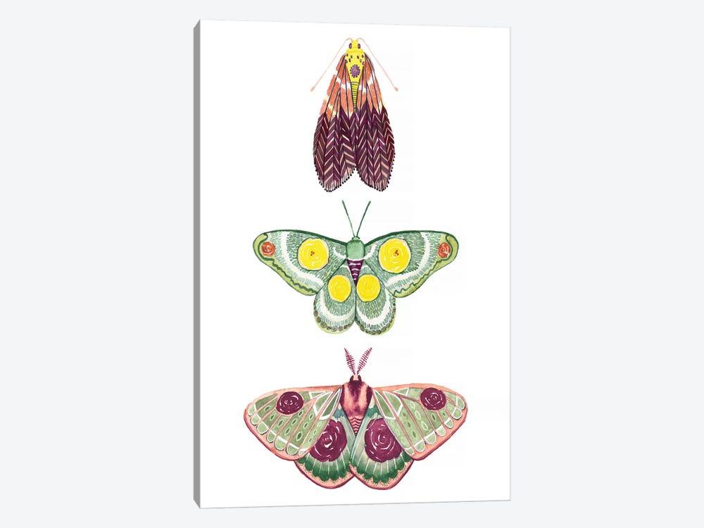 Moth Fairies I by Grace Popp 1-piece Art Print