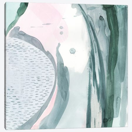 Pastel Scribe IV Canvas Print #POP1181} by Grace Popp Canvas Wall Art