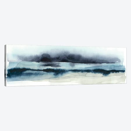 Stormy Sea I Canvas Print #POP119} by Grace Popp Canvas Wall Art