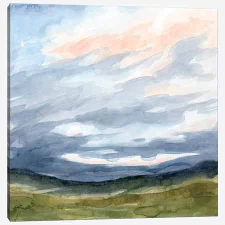 Windswept Horizon I Canvas Print #POP1205} by Grace Popp Canvas Wall Art