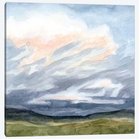 Windswept Horizon II Canvas Print #POP1206} by Grace Popp Canvas Art