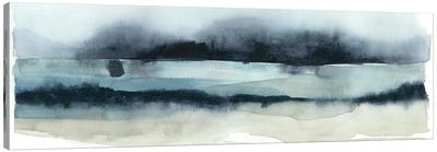 Stormy Sea II Canvas Art Print