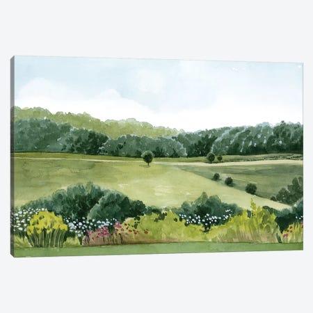 Idyllic Sunday I 3-Piece Canvas #POP1213} by Grace Popp Canvas Art