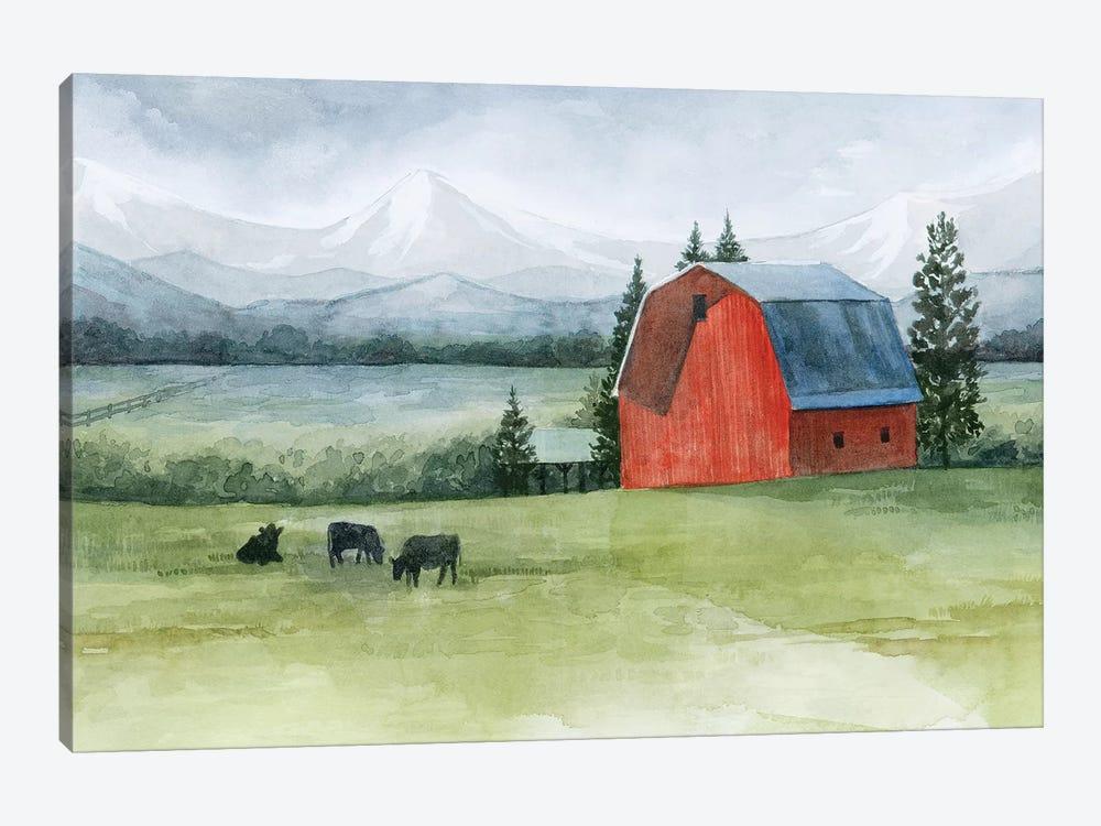 Valley Herd I by Grace Popp 1-piece Canvas Art Print
