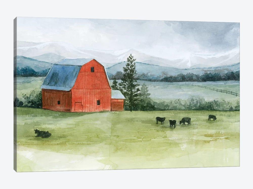 Valley Herd II by Grace Popp 1-piece Canvas Art