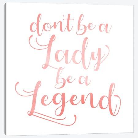 Womanly Advice I Canvas Print #POP1231} by Grace Popp Canvas Art