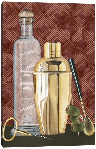 Bar Gatsby I Canvas Art Print