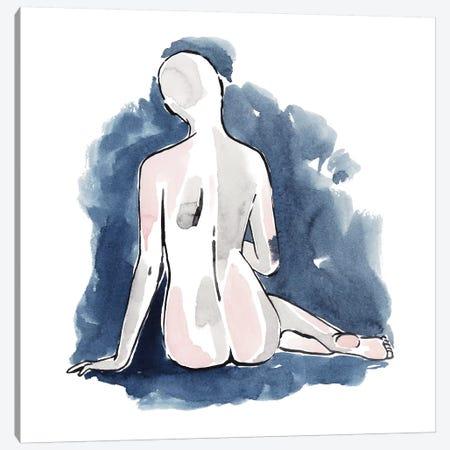 Blissful Solitude II Canvas Print #POP1242} by Grace Popp Canvas Print