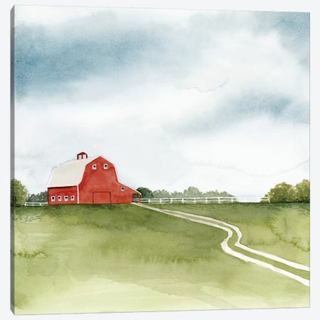 Kentucky Sky I Canvas Print #POP1267} by Grace Popp Canvas Wall Art