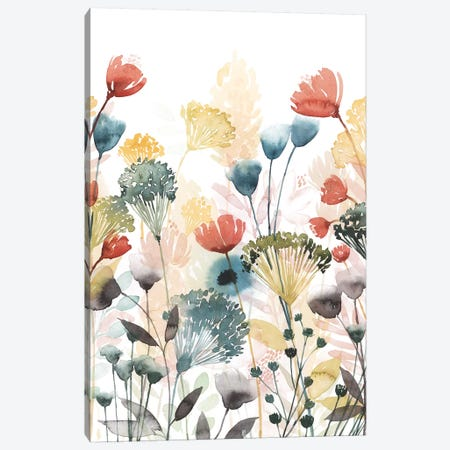 Sunny Sundries II Canvas Print #POP1289} by Grace Popp Canvas Print