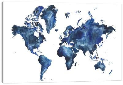 Water World I Canvas Art Print