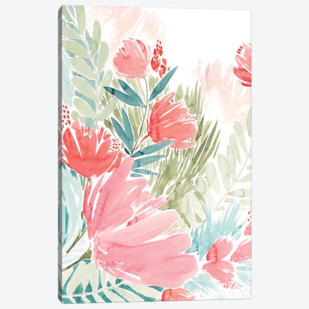 Wilder Bouquet I Canvas Print #POP1304} by Grace Popp Canvas Art Print
