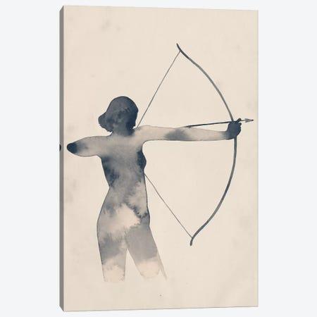 Archeress I Canvas Print #POP1306} by Grace Popp Art Print