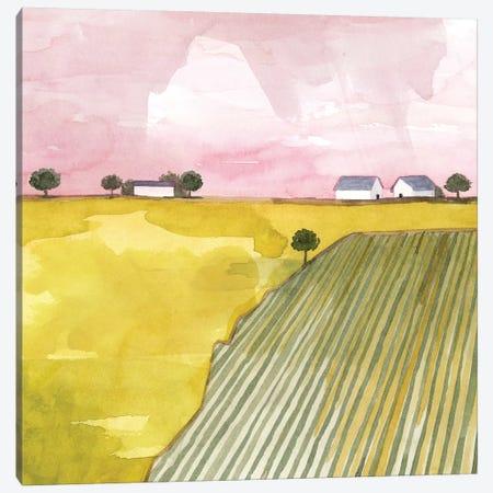 Blush Hour I Canvas Print #POP1311} by Grace Popp Art Print