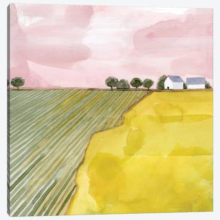Blush Hour II Canvas Print #POP1312} by Grace Popp Canvas Art Print
