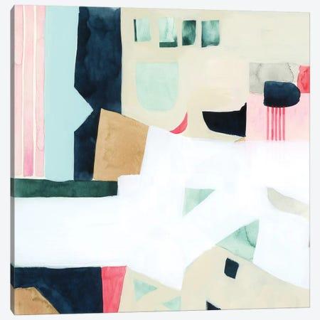 Dimensions I Canvas Print #POP1319} by Grace Popp Art Print
