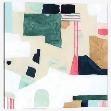 Dimensions II Canvas Print #POP1320} by Grace Popp Canvas Artwork