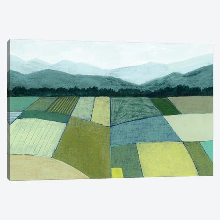 Elevated Crop I 3-Piece Canvas #POP1321} by Grace Popp Canvas Artwork