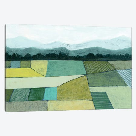 Elevated Crop II Canvas Print #POP1322} by Grace Popp Canvas Wall Art