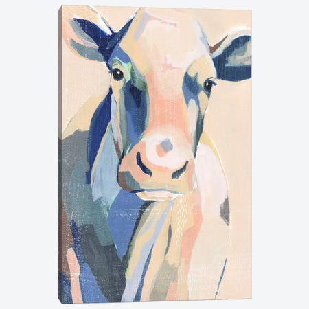 Hertford Holstein I Canvas Print #POP1323} by Grace Popp Canvas Artwork