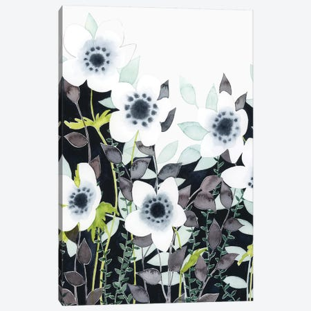 Night Foliage II Canvas Print #POP1328} by Grace Popp Canvas Wall Art