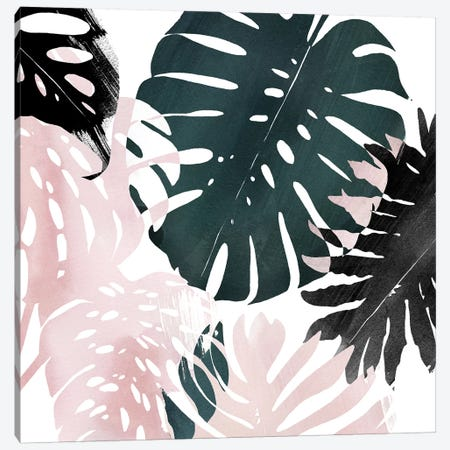 Paradise Sweep II 3-Piece Canvas #POP1332} by Grace Popp Canvas Print