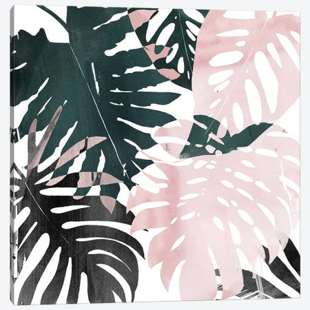 Paradise Sweep III Canvas Print #POP1333} by Grace Popp Canvas Print