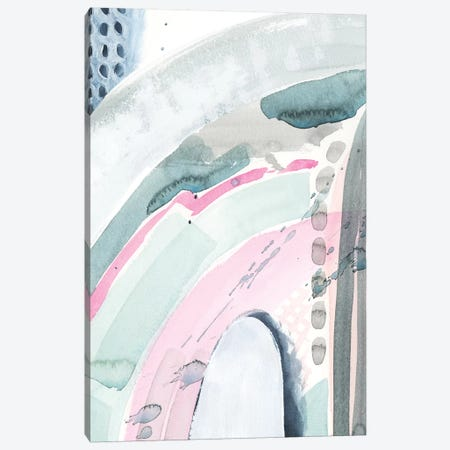 Tidal Wash II 3-Piece Canvas #POP1341} by Grace Popp Canvas Artwork