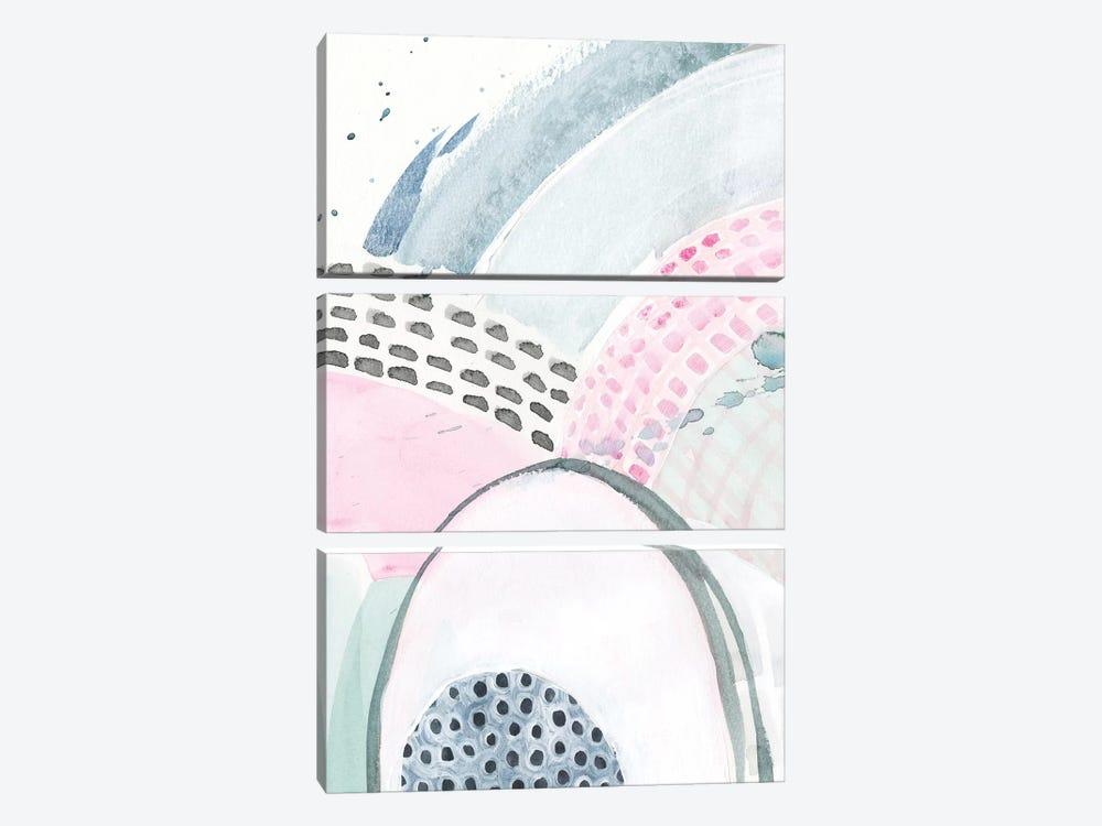 Tidal Wash IV by Grace Popp 3-piece Canvas Art