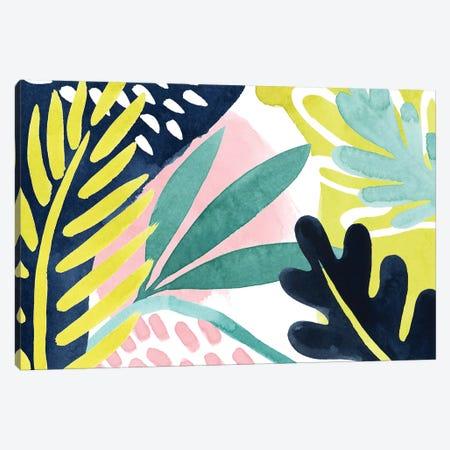 Tropical Salve III Canvas Print #POP1348} by Grace Popp Canvas Artwork